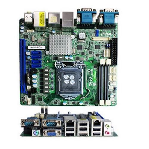Intel H61 CPU system chipset CB0J08-H61 + i7-500G-8G-W10