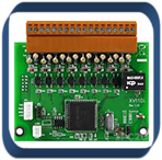 I-O Expansion Boards (XV-Board) for LinPAC-5000